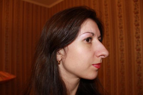 Как с помощью косметики визуально уменьшить нос