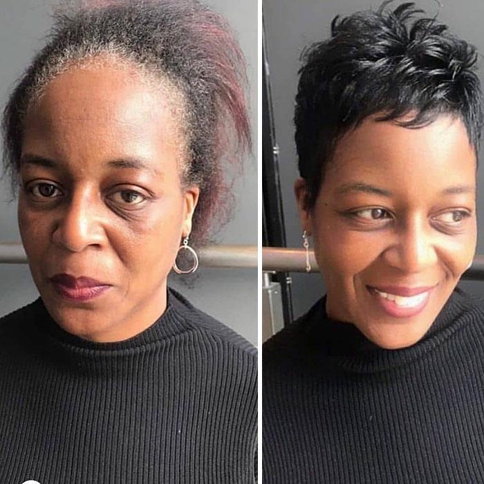 Как поменяв причёску, можно сменить имидж и личность целиком