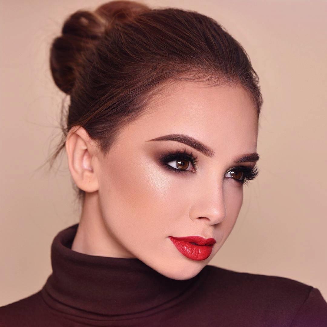 Идеи вечернего макияжа 2020
