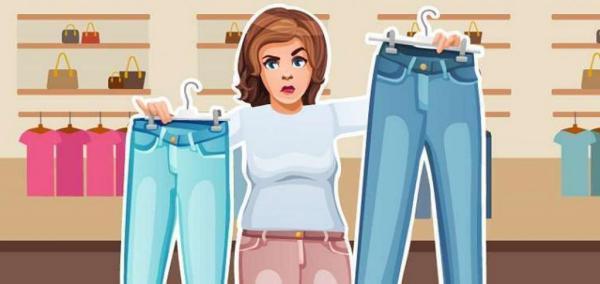 Ошибки, которые не позволяют приобрести идеальные джинсы