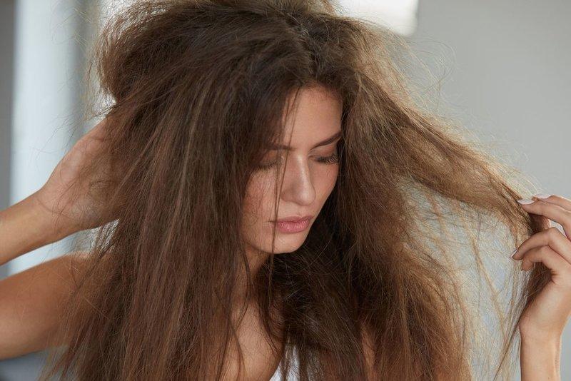 Что делать, чтобы не пушились волосы