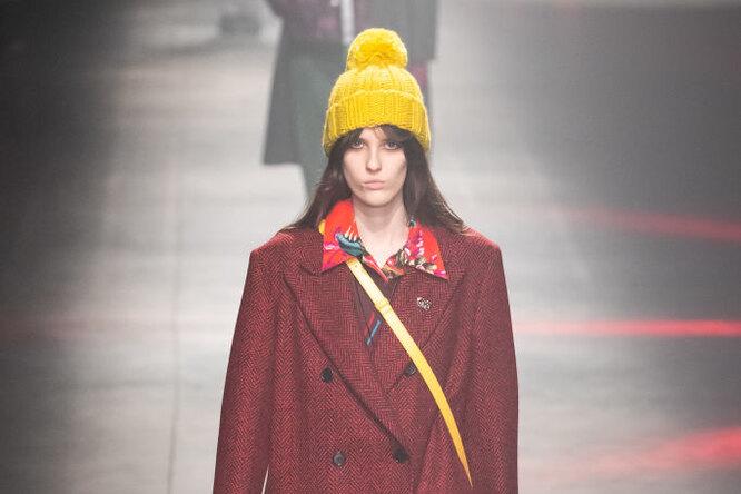 Какую шапку носить этой зимой