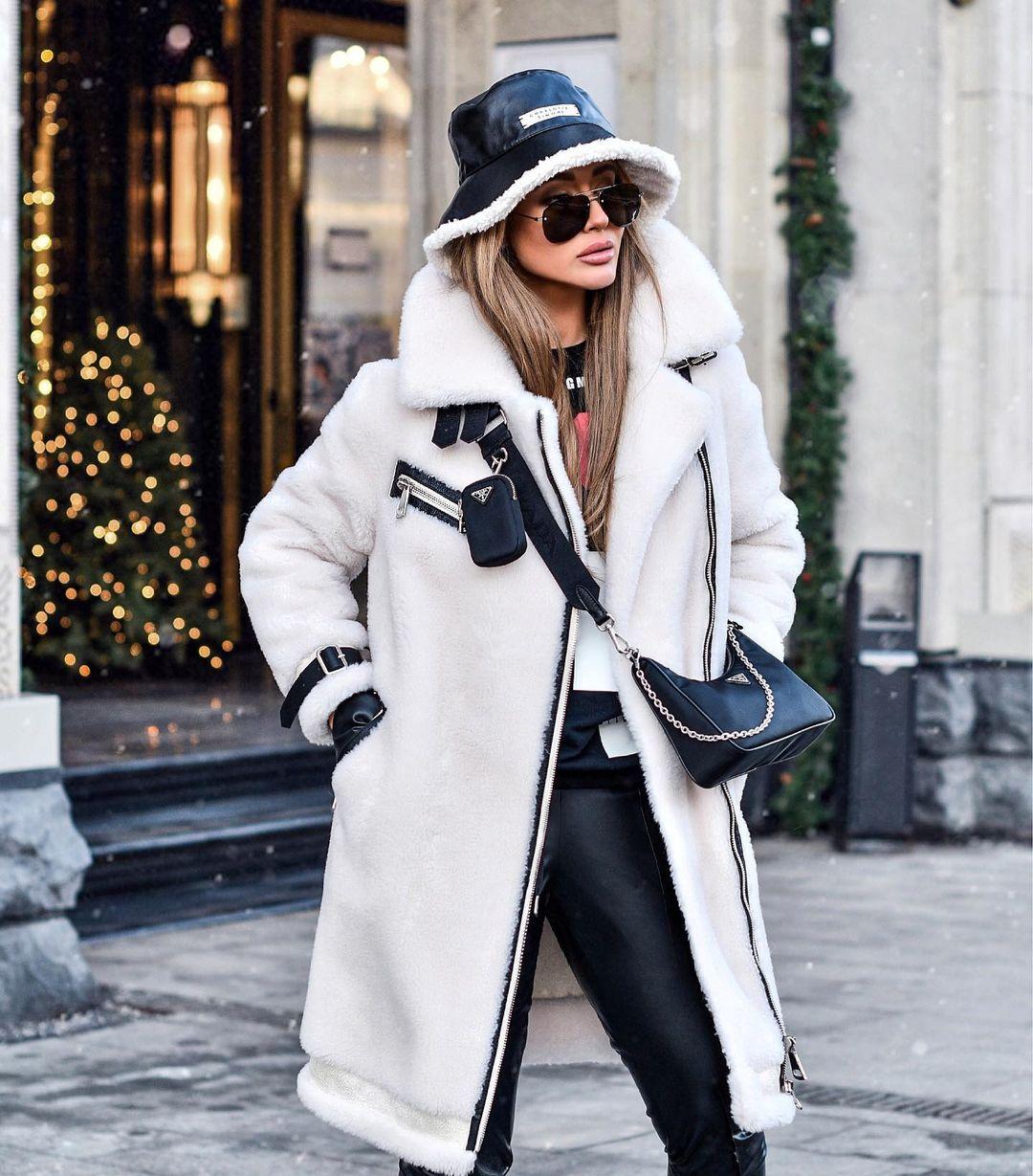 Стильная верхняя одежда этой зимы