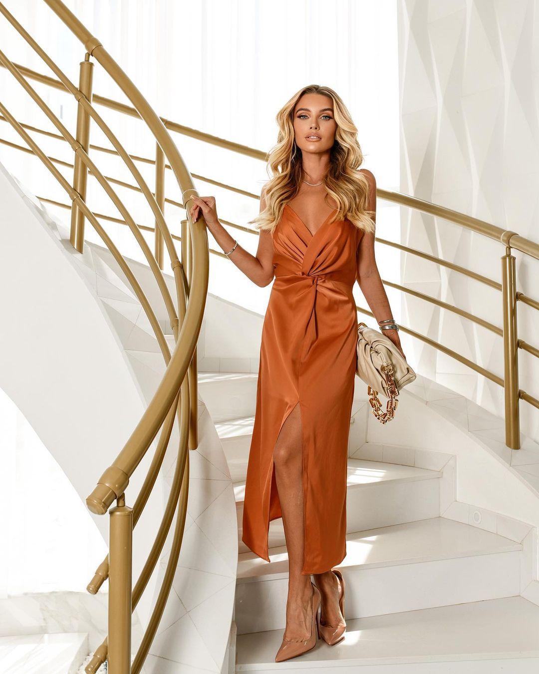 Модные платья весна-лето 2021